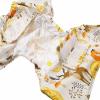 Pannolino lavabile All-in 2 - Unicorni bottoncini