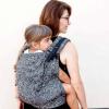 Marsupio Ergonomico Regolabile Neko Switch Toddler to Preschooler Size Efes Paisley Hazel Dark