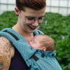 Marsupio Ergonomico Regolabile Neko Switch Toddler to Preschooler Size Blue Diamond