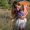 Marsupio Ergonomico Regolabile Neko Switch Baby Size Royal Diva