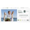 PANNOLINI Biodegradabili - TAGLIA 3 (4 - 9 kg) bipack (50 pezzi)