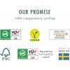 PANNOLINI Biodegradabili - TAGLIA 4+ (9 - 20 kg)