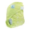 Pannolino lavabile All-in 1 in Bamboo - Pastel - Lime - Velcro